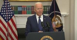Biden amenaza con 'invalidar la autoridad' de gobernadores que se oponen a los mandatos pandémicos