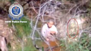 La iglesia en Australia confirma que un ángel de la guarda salvó a un niño de tres años y hay una imagen que lo demuestra