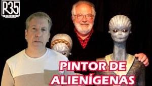 """""""Mi misión es pintar a los alienígenas, tal como los vi"""" – Caso Robert Llimós"""