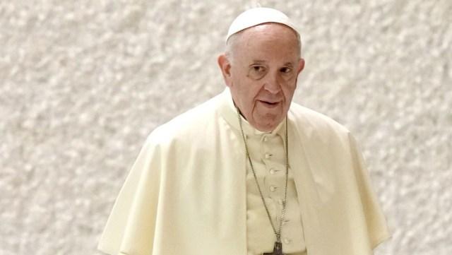 """Bergoglio pidió un """"Salario Básico Universal"""" y cumplir con los Objetivos de Desarrollo Sostenible (Agenda 2030) de Naciones Unidas"""