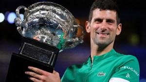 """El """"negacionismo"""" de Djokovic sobre las vacunas del covid le puede dejar fuera del Open de Australia"""