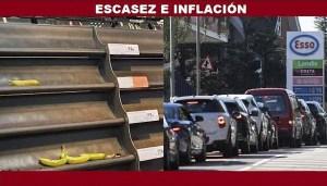 Escasez e inflación afectan a Inglaterra