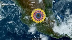 Vuelve a aparecer sobre México ¿volverá a temblar?