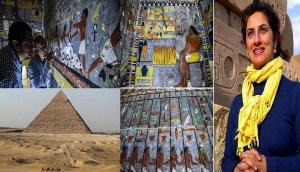 Arqueólogos quedaron perplejos por el descubrimiento de una momia en Egipto que podría poner la historia patas arriba