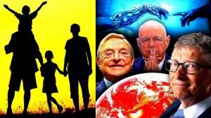 """El Gran Reinicio """"Guerra de 10 Personas contra 7 mil millones de Personas"""""""