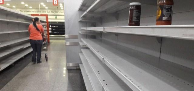 ¿La escasez de alimentos será lo próximo?