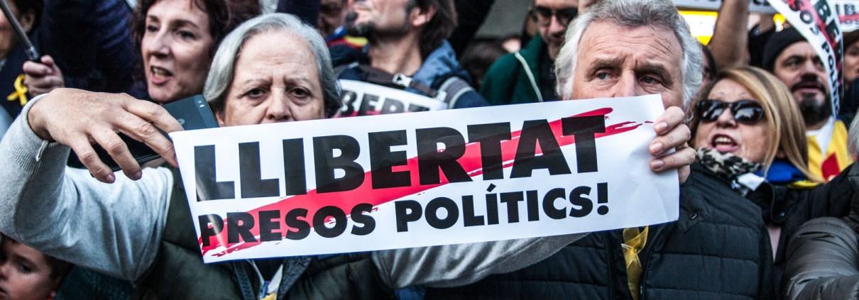 puigdemont 1octubre presos politicos catalunya