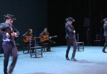 TR3S Flamencos en el Nuevo Apolo.
