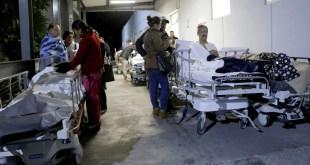 Un terremoto de 8,2 grados arrasa en México
