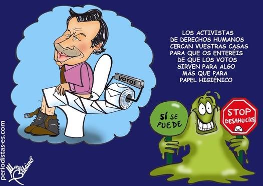 Carlos Floriano y la necesidad de votos