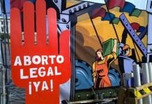 Uruguay, campaña por el derecho al aborto