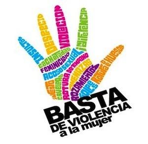 Basta de violencia contra la mujer