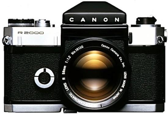 Canonflex R 2000 (1960)