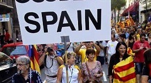 Catalanes por la independencia