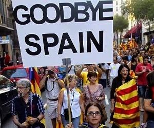 Catalanes por la independencia