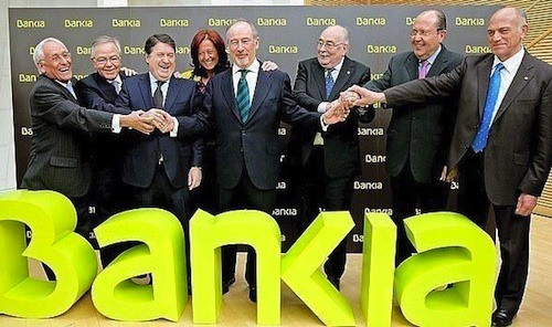 Bankia: salida a bolsa
