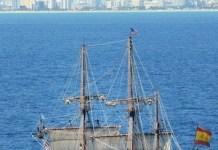 El Galeón es una réplica de los galeones españoles del siglo XVI. Foto por Peter W. Cross/Visit Florida