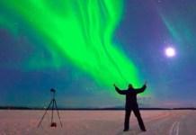 Vídeo sobre la Aurora Boreal de Gorand Strand