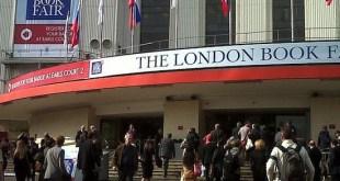 Entrada a la London Book Fair 2013