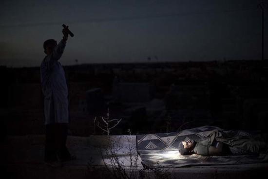 Manu Brabo, Premio Pulitzer de Fotografía 2013