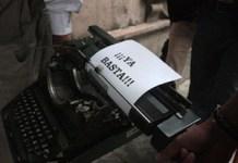 ¡Basta de ataques a periodistas!