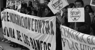 Desahucios en España: 189 cada día en el primer trimestre de 2017