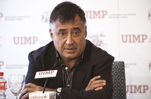 Gervasio Sánchez en la UIMP