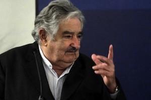 José Mújica, presidente de Uruguay