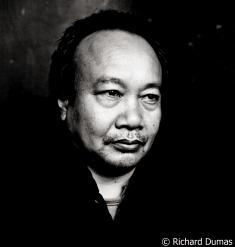 Rithy Panh. Foto: Richard Dumas