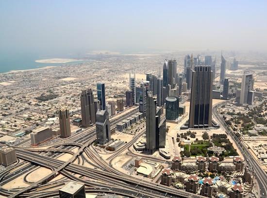 Dubai-desde-torre-Khalifa