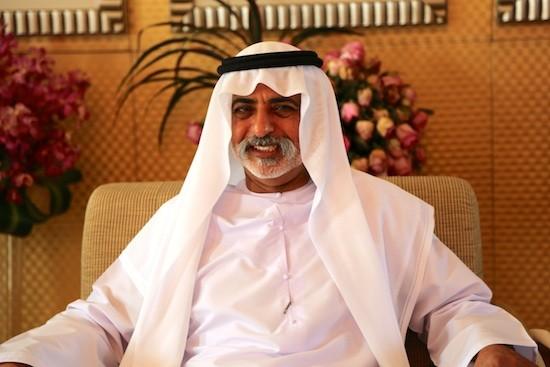 HH Sh Nahyan Al Mubarak, Ministro de Cultura