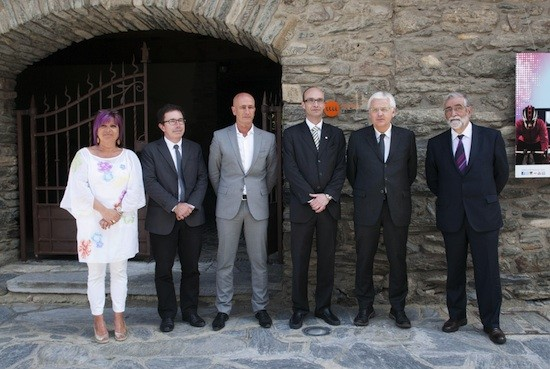 Reunió del patronat de la Fundació Ramon Llull el 28 06 2013