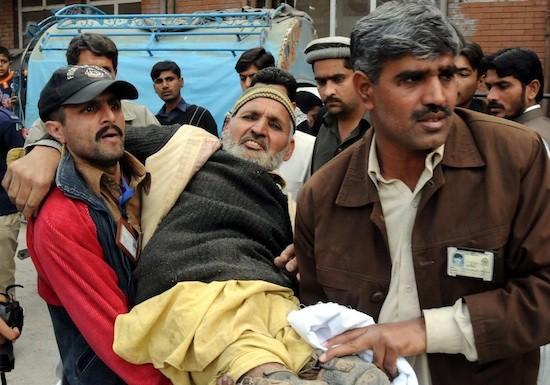 Pakistán fue uno de los países más violentos. Crédito: Ashfaq Yusufzai/IPS