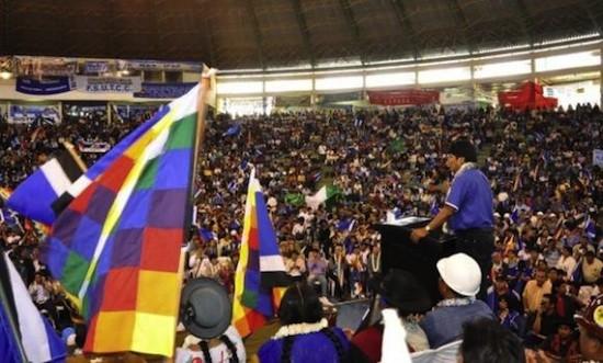 Evo-Morales-Cochabamba