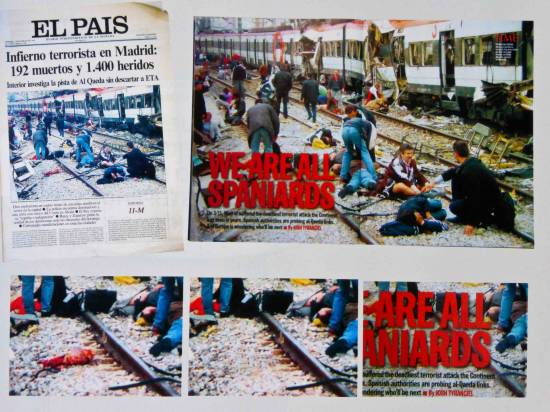 """FOTO, abril de 2004, """"Qué hacer con la crudeza de una imagen límite"""""""