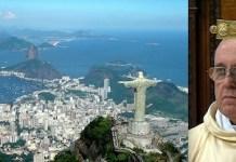 El papa Francisco viaja a Brasil a la JMJ 2013