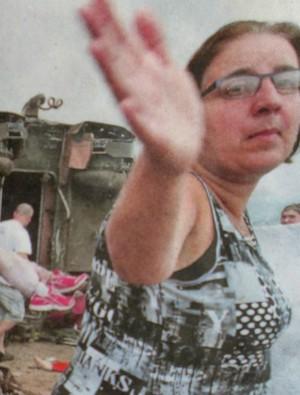 La Voz de Galicia, 25 de julio de 2013, página 3 (detalle)