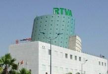 Sede de la Radio Televisión de Andalucía en Sevilla