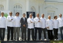 Miembros del Consejo asesor del Basque Culinary Center