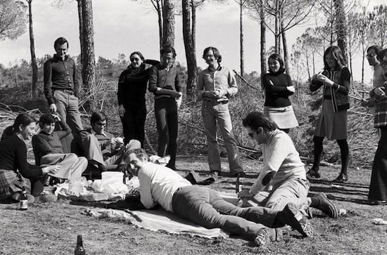 """""""Clan de la tortilla"""" (1974)"""