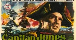 JOHN CABRERA B.S.C. Foto & Cine. El capitán Jones (1958)