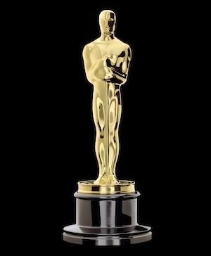 estatuilla de los premios Oscar
