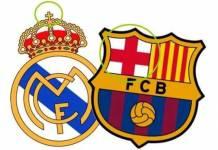 Barça y Real Madrid con la cruz en sus escudos