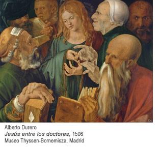 655 jesús entre los doctores