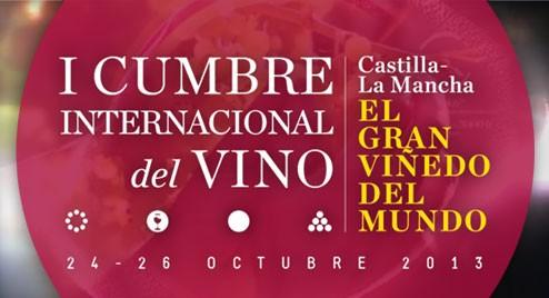 I Cumbre Internacional del Vino.