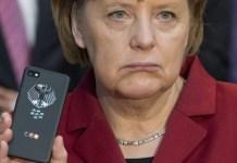 Merkel-espiada