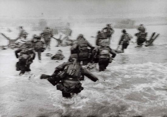 Robert-Capa-Normandía-Dia-D