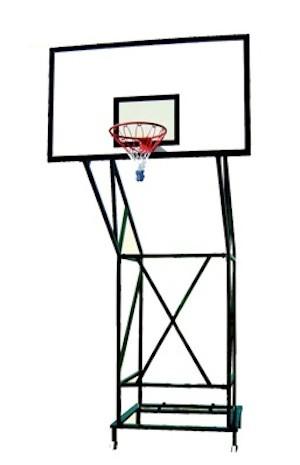 Canasta multitubular de baloncesto