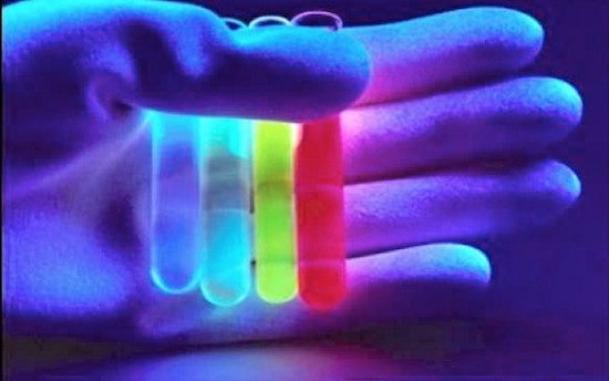 Fosforescencia ultravioleta