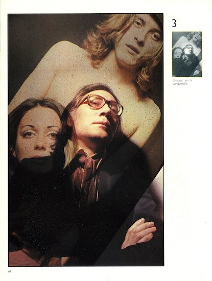 "Francisco Umbral. (C) Alberto Schommer. ""Umbral: en la vanguardia."" FOTO, nº 0, marzo de 1982"